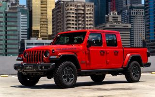 2021 Jeep Gladiator image