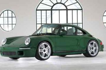 Geneva 2018: RUF brings performance, nostalgia with the revived SCR