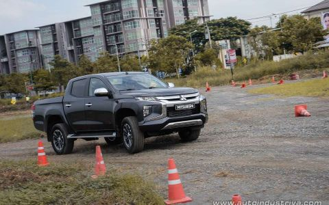 10 new features of 2019 Mitsubishi Strada, Triton, L200