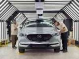 Mazda now assembles CX-5 in Malaysia, to be exported to Philippines