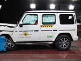 Mercedes G-Class earns perfect 5-star rating in Euro NCAP crash test