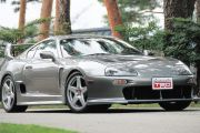 TRD is re-releasing the classic A80 Supra 3000GT bodykit