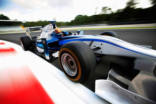 GP2 Series 2013 season calendar unveiled image